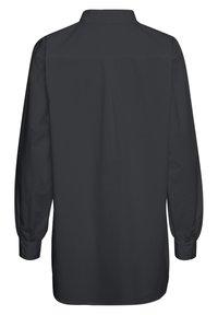 Karen by Simonsen - Button-down blouse - meteorite - 5