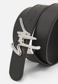 Giuseppe Zanotti - UNISEX - Belt - black/silver-coloured - 3