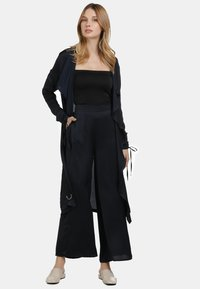 usha - SOMMERMANTEL - Summer jacket - marine - 1