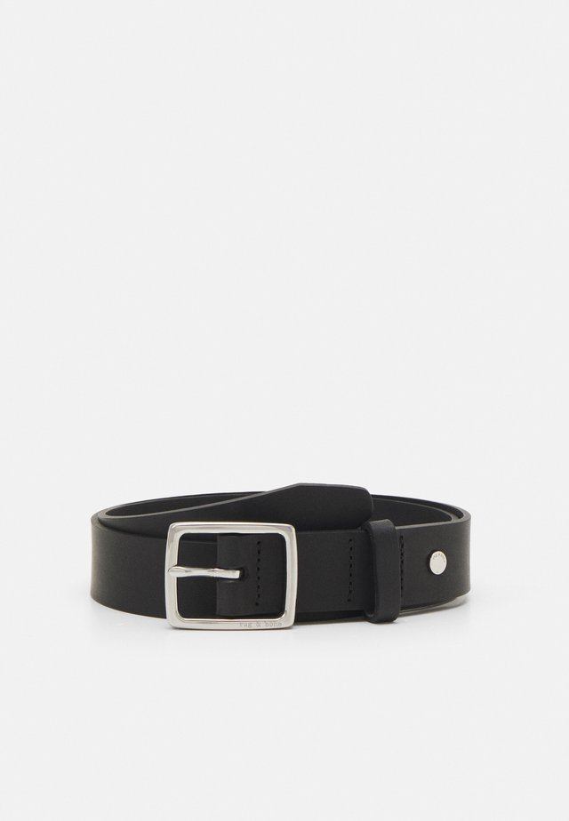 BOYFRIEND BELT - Vyö - black