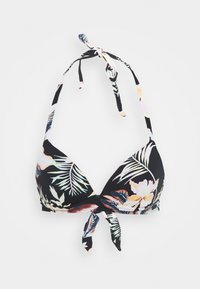 Roxy - Bikini top - anthracite - 4