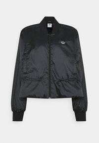 adidas Originals - JACKET - Blouson Bomber - black - 6