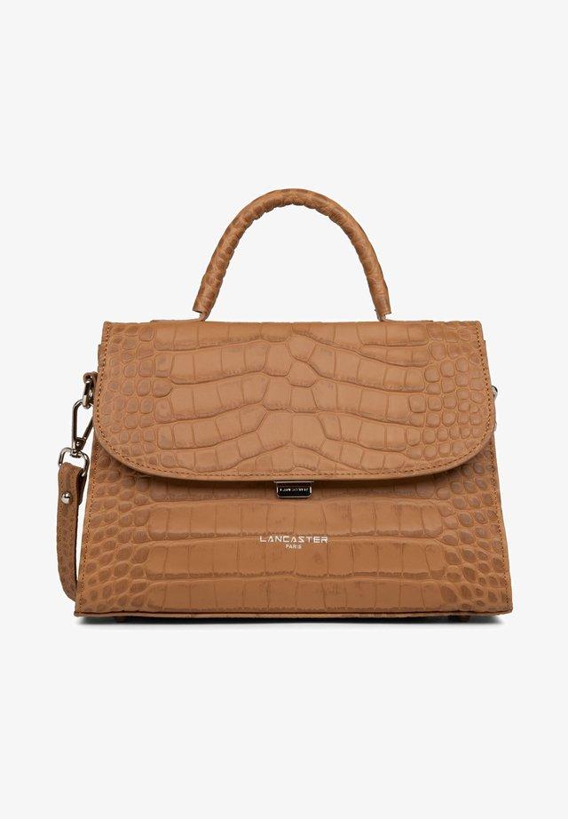 EXOTIC - Handbag - camel