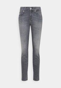 Marc O'Polo - Slim fit jeans - grey denim - 4