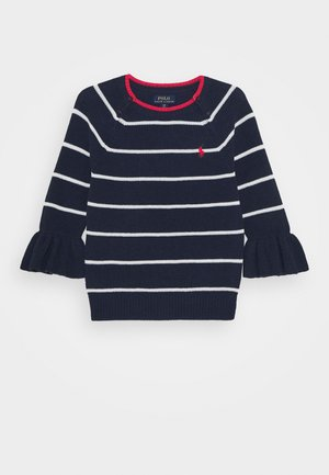 Jumper - spring navy heather