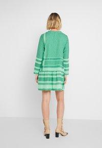 CECILIE copenhagen - DRESS - Day dress - green - 2