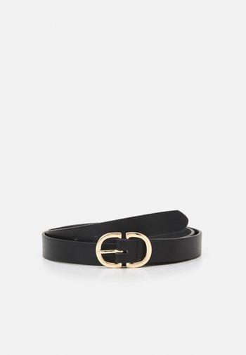 BELT - Belt - black/gold-coloured