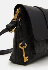 Fossil - KINLEY - Across body bag - black - 3