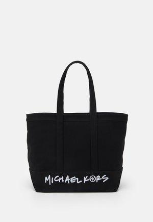 BAG LARGE TOTE - Shopping bag - black