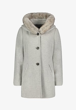 Classic coat - silver/nature