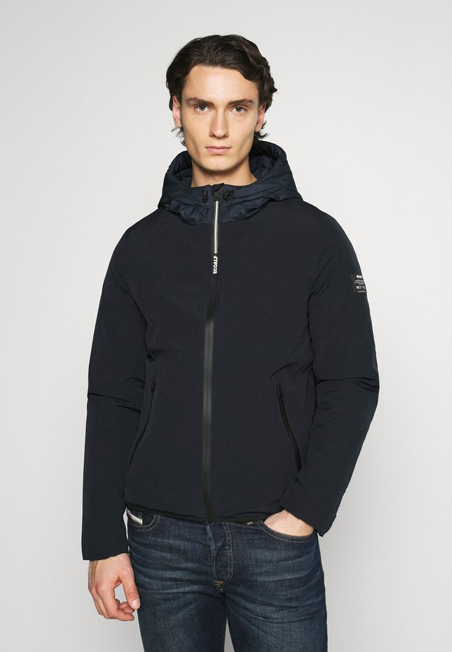 BERNA TECH JACKET - Light jacket - deep navy