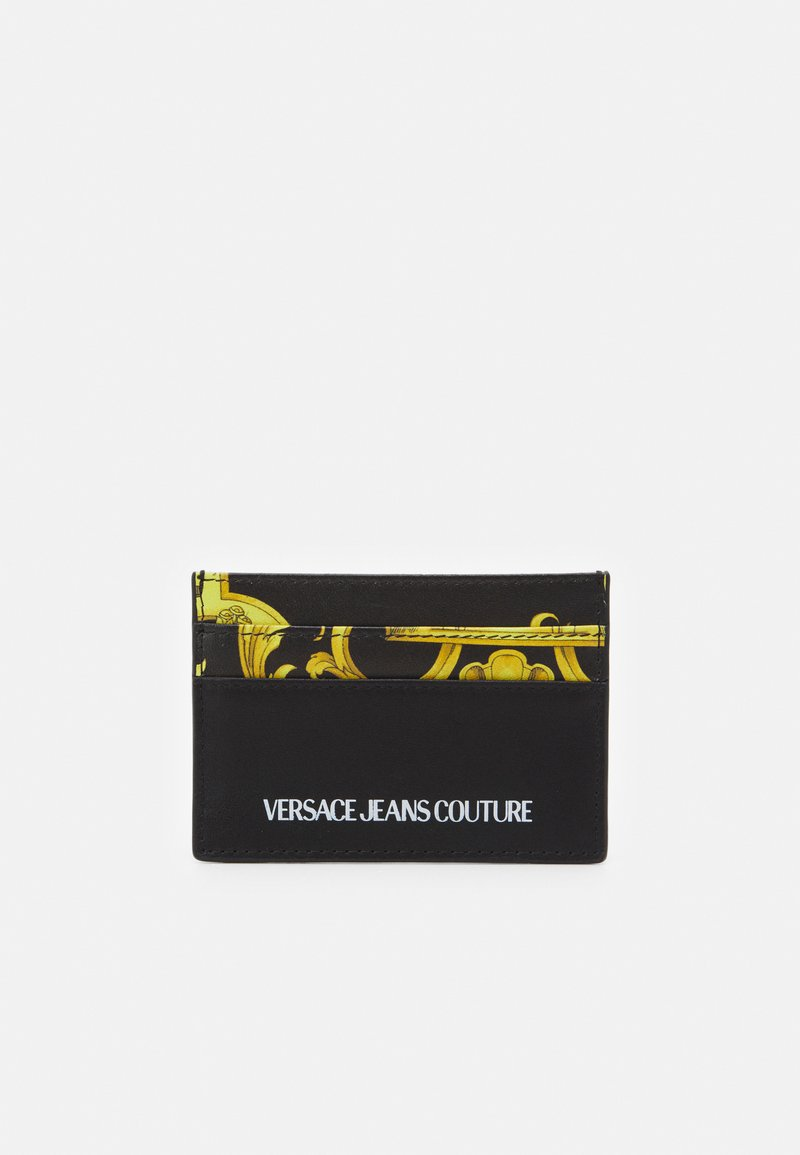 Versace Jeans Couture - UNISEX - Wallet - black/gold