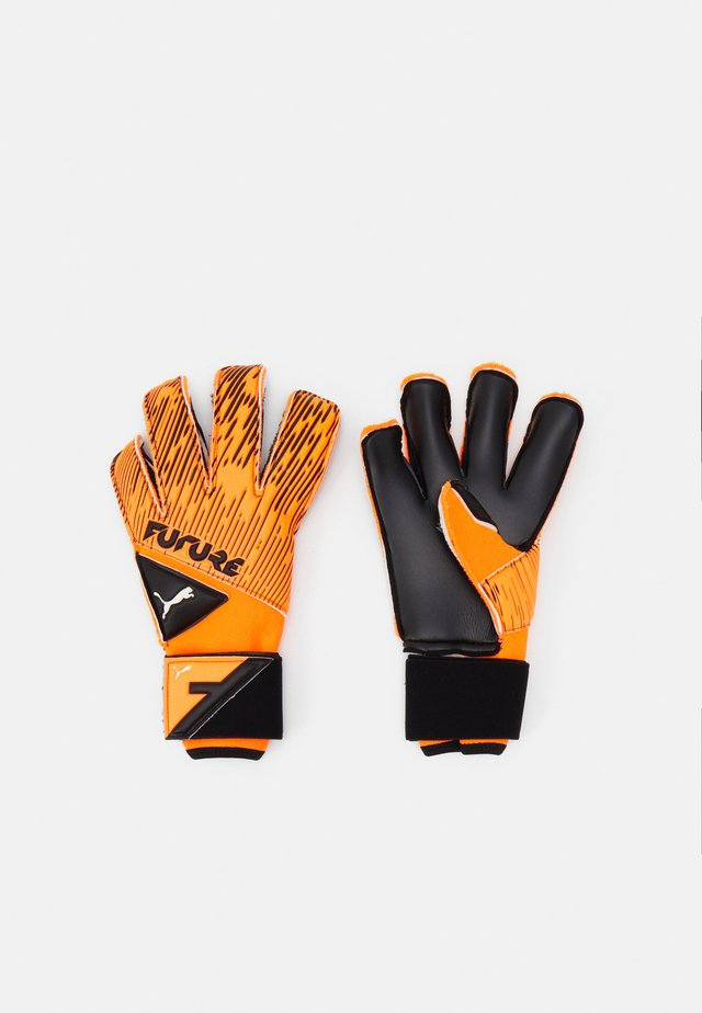 FUTURE GRIP 5.2 UNISEX - Rękawice bramkarskie - shocking orange/black/white