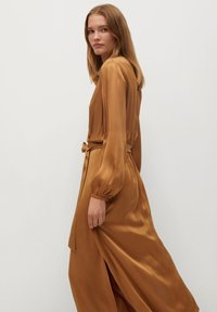 Mango - Maxi dress - okker - 3