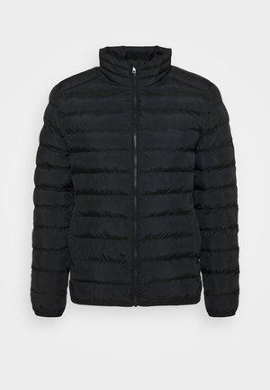 LIGHT QUILTED JACKET - Lehká bunda - black
