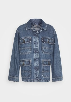 DEAR - Denim jacket - mid blue wash