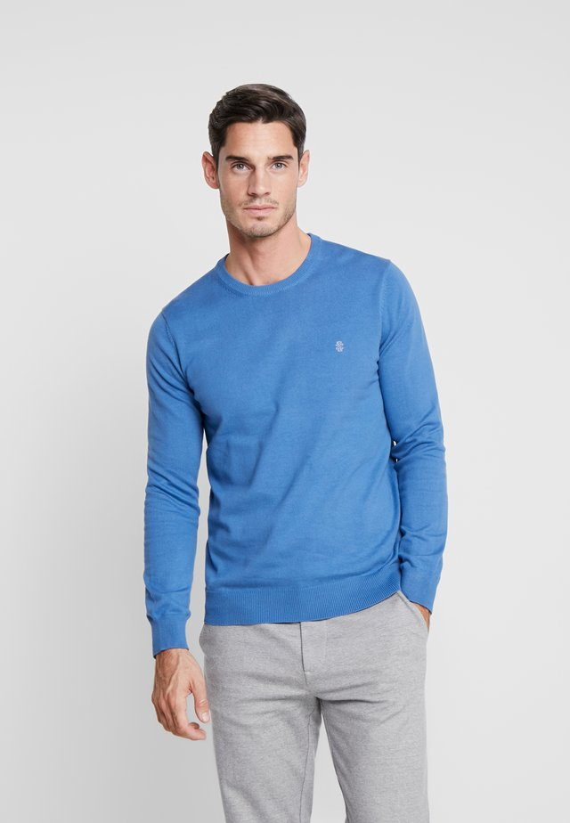 CREW NECK - Sweter - ferderal blue