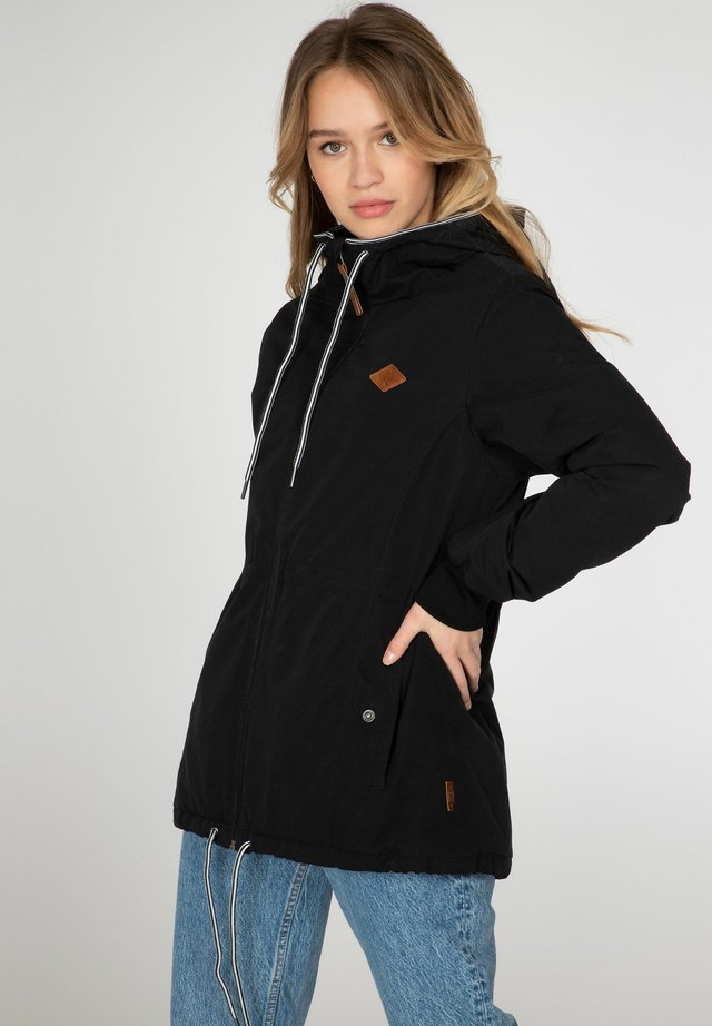 FRIDA - Outdoor jacket - true black