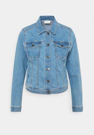 KATALIN JACKET - Denim jacket - light blue washed denim