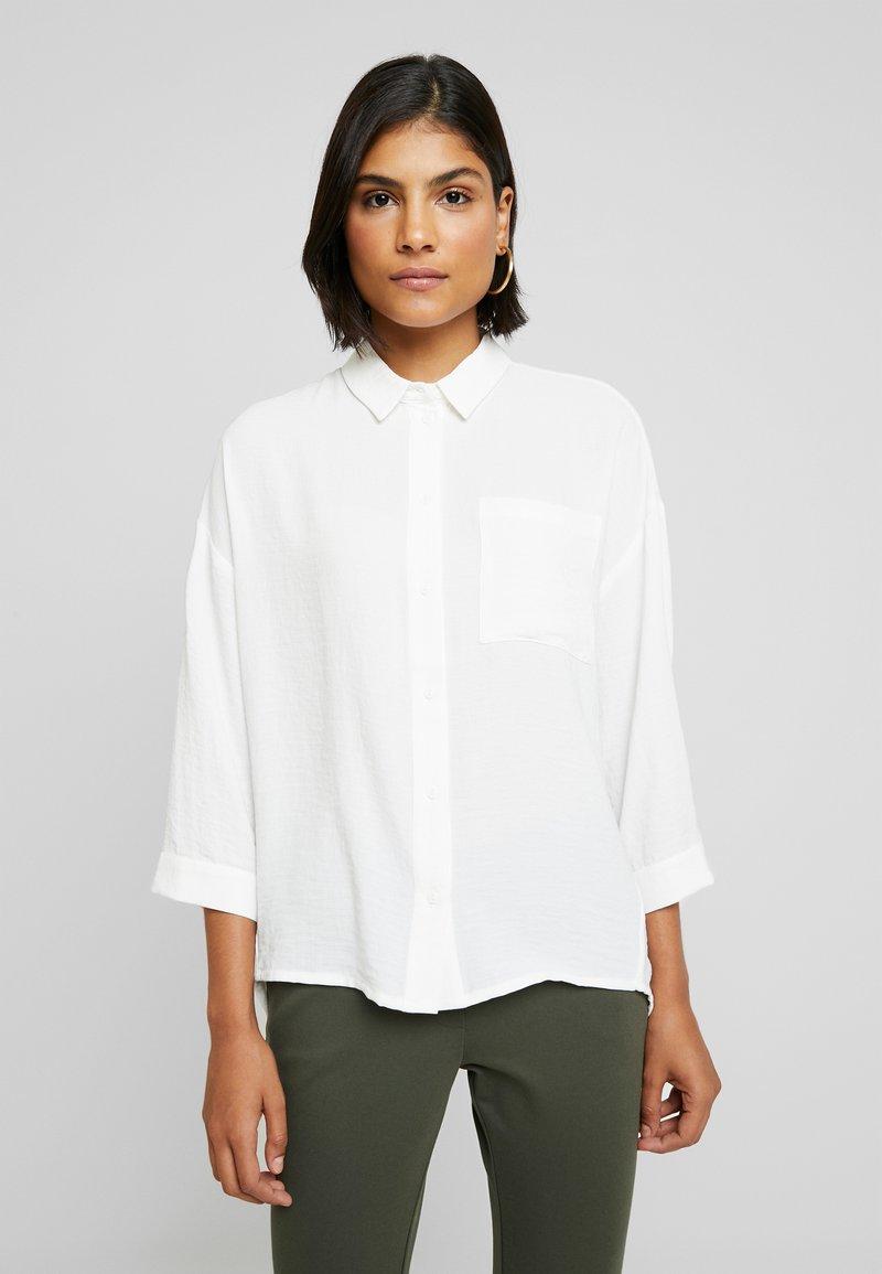Modström - ALEXIS - Button-down blouse - off white
