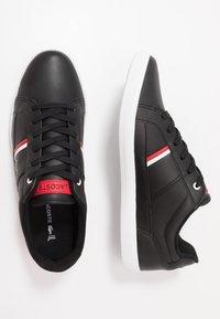 Lacoste - EUROPA - Trainers - black/white - 1