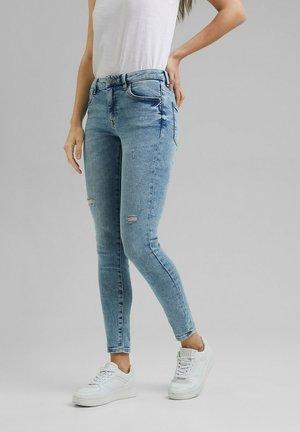 Jeans Skinny Fit - blue light washed