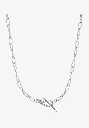 Necklace - silber