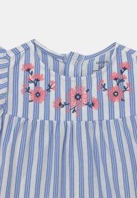 Carter's - STRIPE SET - Top - blue/light pink - 2