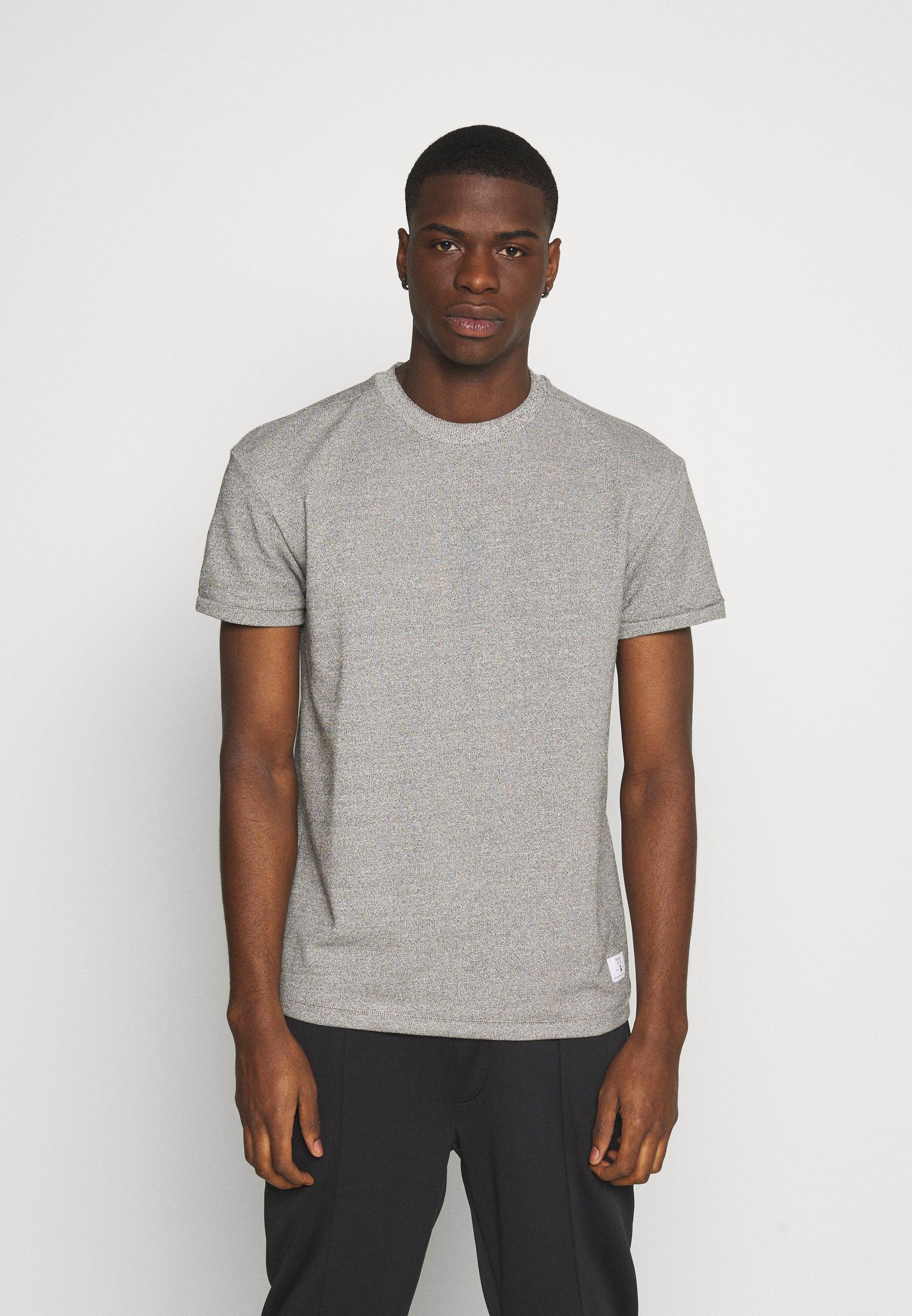 Men JPRBLAZAYN TEE CREW NECK - Basic T-shirt