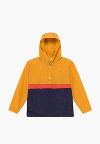 TINYCOTTONS - COLOUR BLOCK  - Lehká bunda - yellow/navy - 0
