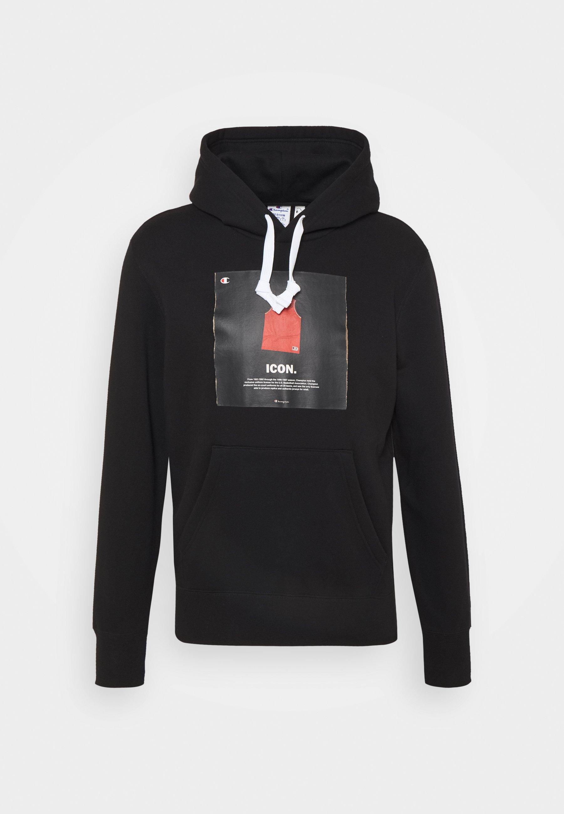Men GRAPHIC SHOP HOODED - Sweatshirt