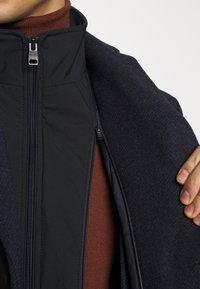 Esprit Collection - COAT - Classic coat - dark blue - 5