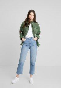Pepe Jeans - ADAI - Summer jacket - dark khaki - 1