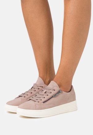 CAMBRIDGE  - Trainers - dusty nude