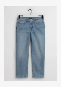 GANT - Relaxed fit jeans - light blue vintage - 1