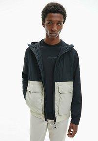 Calvin Klein - Summer jacket - bleached stone - 0