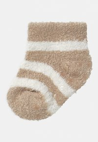 GAP - COZY 3 PACK UNISEX - Socks - ivory frost - 1