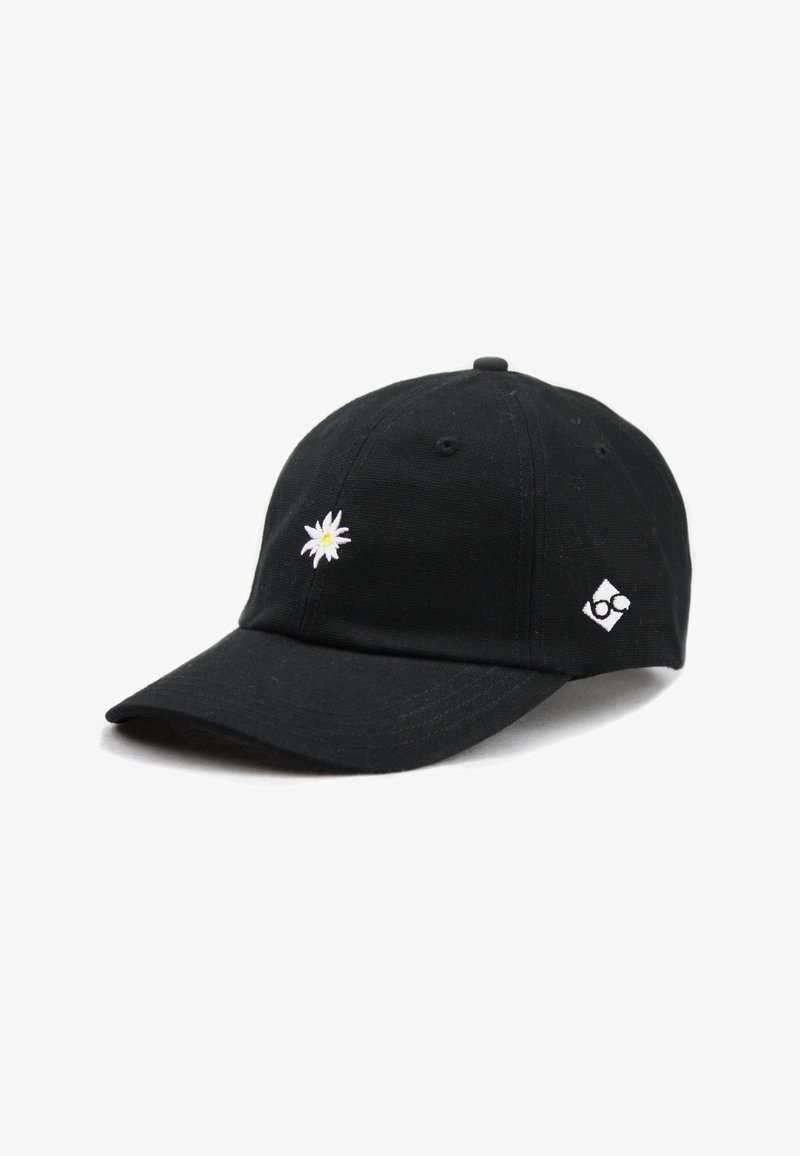 Bavarian Caps - EDELWEISS - Cap - schwarz
