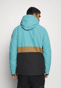 Billabong - STALEFISH - Snowboard jacket - spray blue - 2