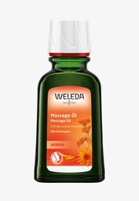Weleda - ARNICA MASSAGE OIL - Lichaamsolie - - - 0