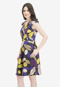 Nicowa - Day dress - purple - 0
