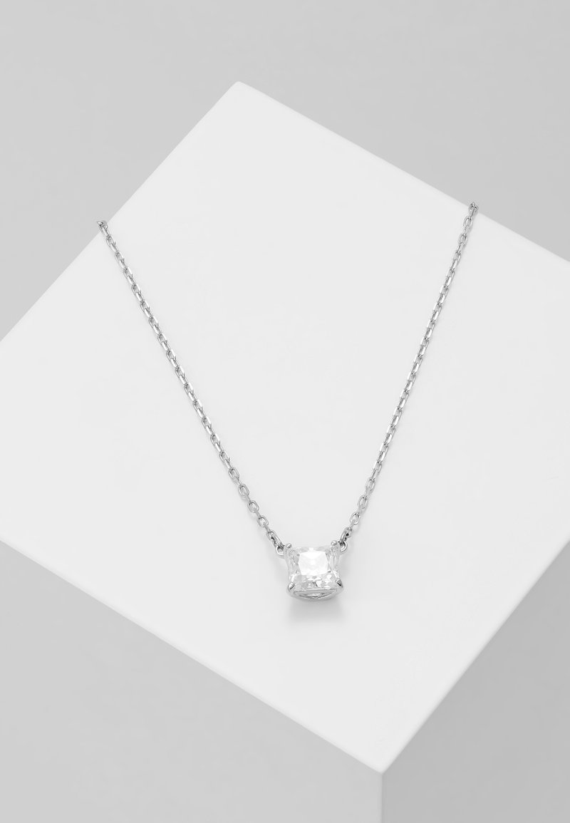 Swarovski - ATTRACT NECKLACE - Halskette - white