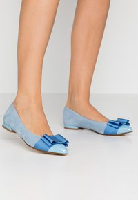 Paco Gil - PARKER - Ballet pumps - tramonto - 0