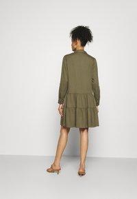 Esprit - DRESS - Day dress - khaki green - 2