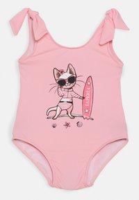 La Perla - BABY ONE PIECE SWIMSUIT - Maillot de bain - pink - 0