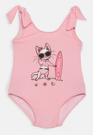 BABY ONE PIECE SWIMSUIT - Badpak - pink