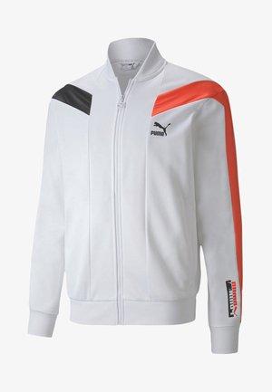 Training jacket - white