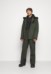 Oakley - DIVISION 3.0 JACKET - Snowboard jacket - new dark brush - 1
