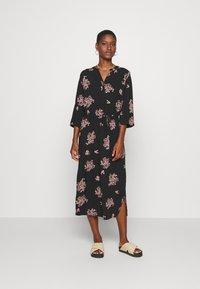 Soyaconcept - KASIA - Day dress - black - 0