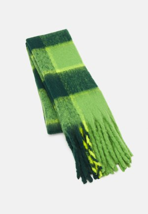 FGFILLI LONG SCARF - Scarf - classic green/black
